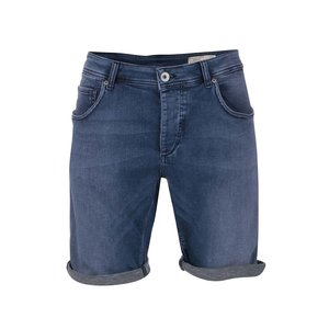 Selected, Pantaloni scurți bleumarin Selected Homme Pep