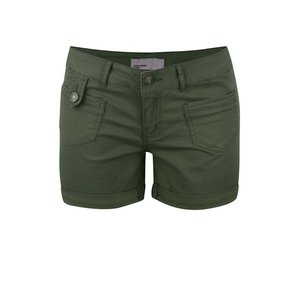 Pantaloni scurți Vero Moda Be Five kaki
