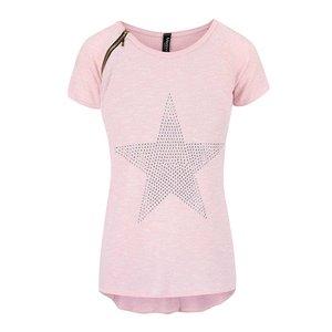 Tricou Madonna roz
