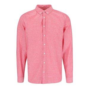 Tailored & Originals, Cămașă Tailored & Originals Roade roz bărbătească