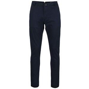 Pantaloni Tailored & Originals Rainford albaștri închiși