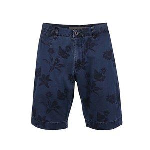 Tailored & Originals, Pantaloni scurți Tailored & Originals Ruthwell albaștri cu model