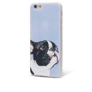 Carcasă Epico Doggie albastru deschis pentru iPhone 6/6S Plus