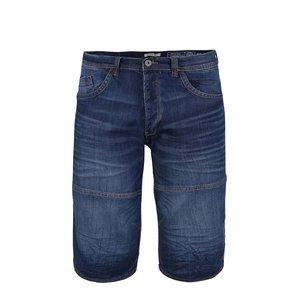 Pantaloni Scurti Blend Denim Albastru Inchis