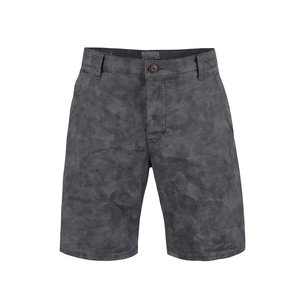 Pantaloni scurți ONLY & SONS Drake gri cu model floral