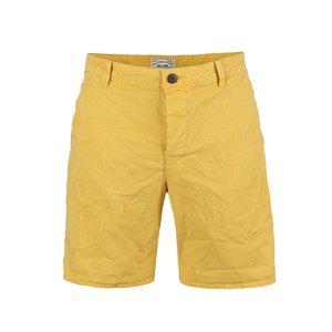 Pantaloni scurți ONLY & SONS Drop galbeni