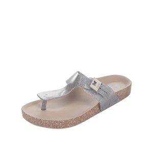 Șlapi Zaxy Fashion Flat Thong argintii