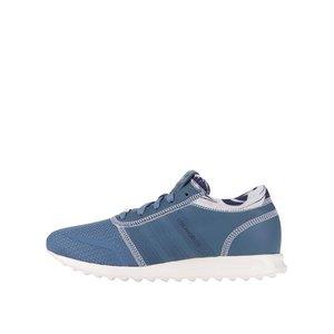adidas Originals, Pantofi sport din piele adidas Originals Los Angeles albaștri