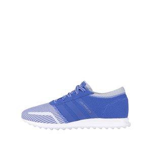 adidas Originals, Pantofi sport adidas Originals Los Angeles alb-albaștri
