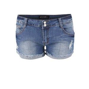 Pantaloni scurți Haily´s Mary albaștri din denim la pretul de 39.99