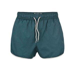 Short de înot Selected Homme Runner albastru
