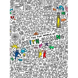 OMY, Poster de colorat Keith Haring OMY