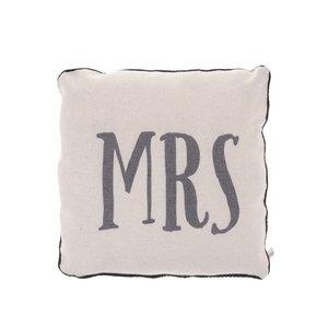Pernă Mrs crem de la Sass & Belle