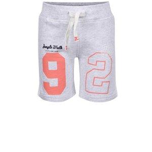 Pantaloni scurți băieți Name it Tittin gri la pretul de 44.99