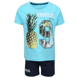 name it, Set tricou si pantaloni scurți băieți Name it Tilvo