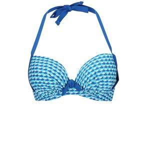Curvy Kate, Sutien Curvy Kate Atlantis albastru cu imprimeu