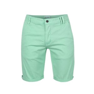 Pantaloni scurţi chino Shine Original Kurtis verde-mint