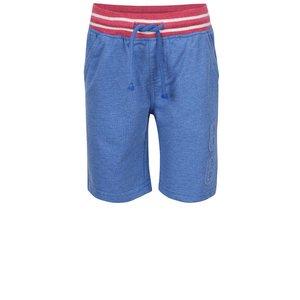 Pantaloni scurți de băieți North Pole Kids albaștri