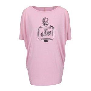 Tricou Alchymi Potion roz cu print