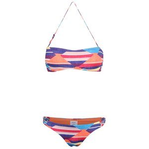 Costum de baie Roxy Bandeau/Heart Scooter multicolor