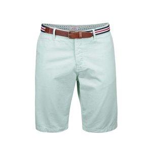 Pantaloni scurți Jack & Jones Lorenzo albastru deschis