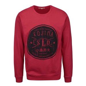 Bluză !Solid Alek roșie