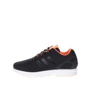 adidas Originals, Pantofi sport unisex adidas Originals ZX Flux negri