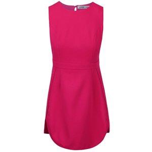 Rochie cu spatele gol LYDC roz