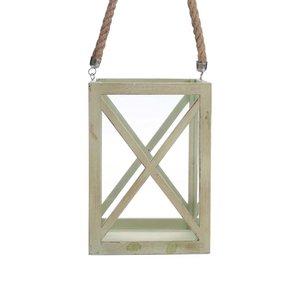 Dakls, Suport de lumânare Dakls verde, din lemn