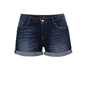 s.Oliver, Pantaloni scurți albastru închis s.Oliver din denim