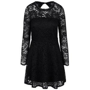 Rochie neagră Vero Moda Celeb din dantelă la pretul de 184.99