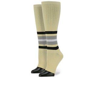 Șosete de damă Stance Toeless galbene
