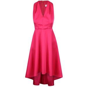 Closet, Rochie roz aprins Closet cu aspect satinat