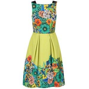 Rochie midi multicoloră Closet fără mâneci