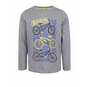 Tom Joule, Bluză din bumbac cu imprimeu Tom Joule pentru băieţi