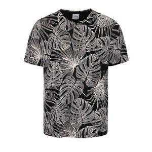 Burton Menswear London, Tricou negru cu imprimeu Burton Menswear London
