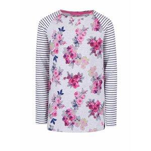 Tom Joule, Bluză din bumbac cu imprimeu Tom Joule MishMash pentru fete
