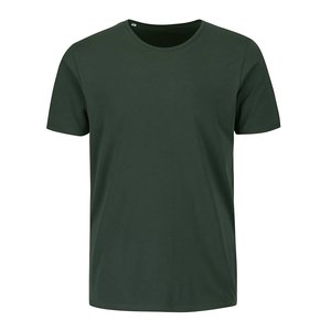 Selected, Tricou verde închis Selected Homme Pima
