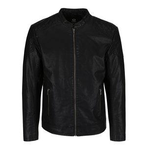 Jachetă neagră Jack & Jones Rush