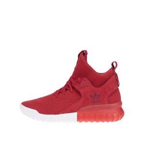 adidas Originals, Pantofi sport roșii Adidas Originals Tubular X PK