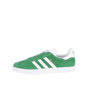 Pantofi sport verzi adidas Originals Gazelle la pretul de 449.99