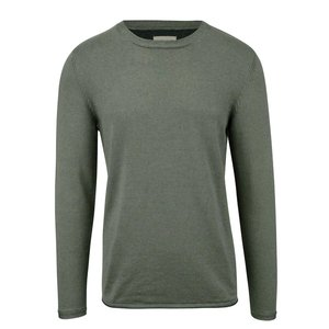 Selected, Bluză verde militar din jerseu Selected Homme Abel