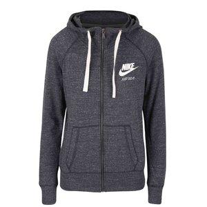 Nike, Hanorac gri Nike Gym Vintage