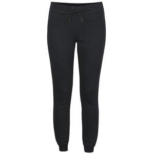 Nike, Pantaloni sport negri Nike Modern Pant cu manșete elastice