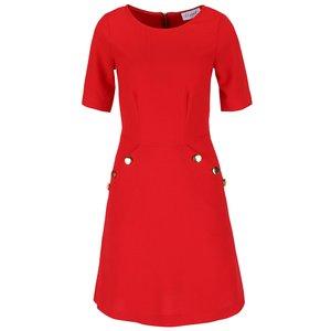 Closet, Rochie roșie Closet cu buzunare
