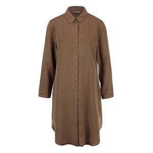 Rochie cămașă kaki Vero Moda Alexia