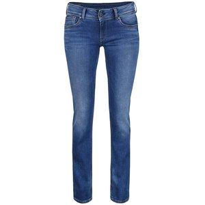 Pepe Jeans, Blugi albaștri drepți Pepe Jeans Saturn