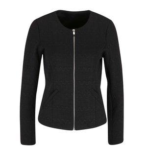 Jachetă subțire neagră Vero Moda Structure