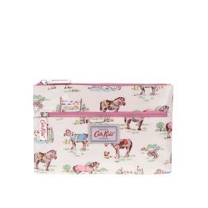Penar roz-crem Cath Kidston pentru fete