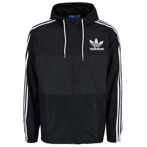 adidas Originals, Jachetă subțire neagră Adidas Originals CLFN